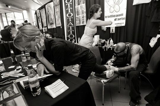 Cape Tattoo Expo