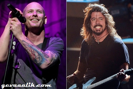 Corey-Taylor_Dave-Grohl