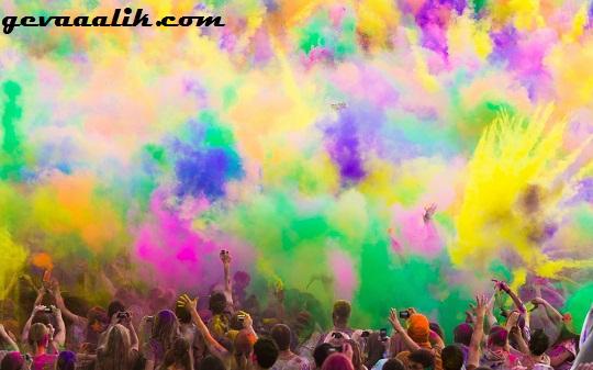 Holi Festival South Africa