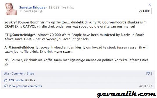 Sunette Bridges