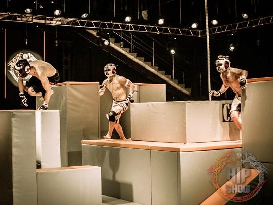Hip show MMA