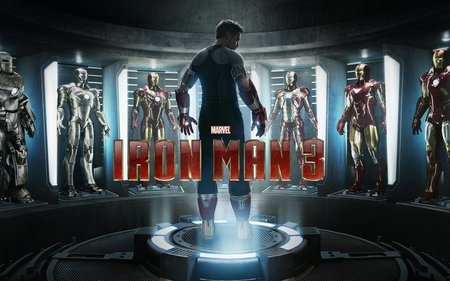 Iron Man 3 Official UK Trailer