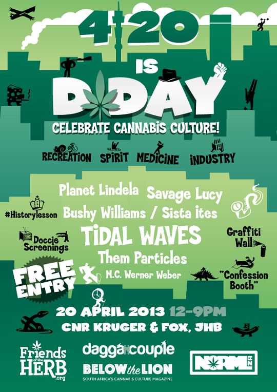 420 Jozi D Day