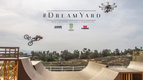 Monster Energy Dream Yard ft. Pat Casey
