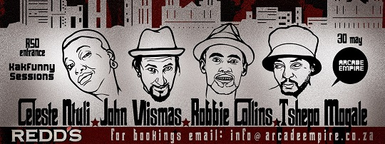 KakFunny Sessions John Vlismas