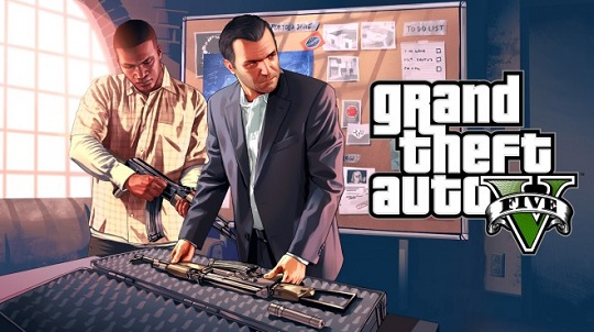 GTA V Online Gameplay