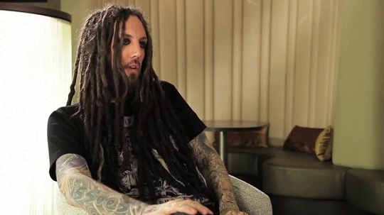 Brian Head Welch Korn