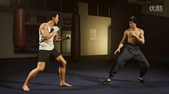 Donnie Yen vs Bruce Lee