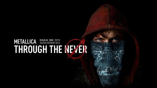 Metallica Through the Never Official Trailer