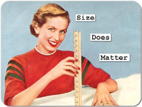 Bloumovies en Popcorn: Does size matter?