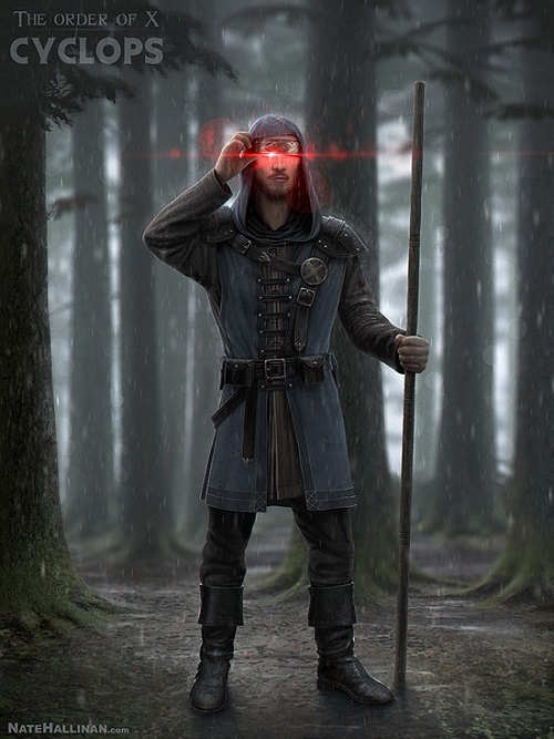 Medieval X-Men Cyclops