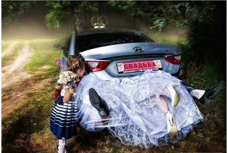 Crazy Russsian Wedding Pics (15)