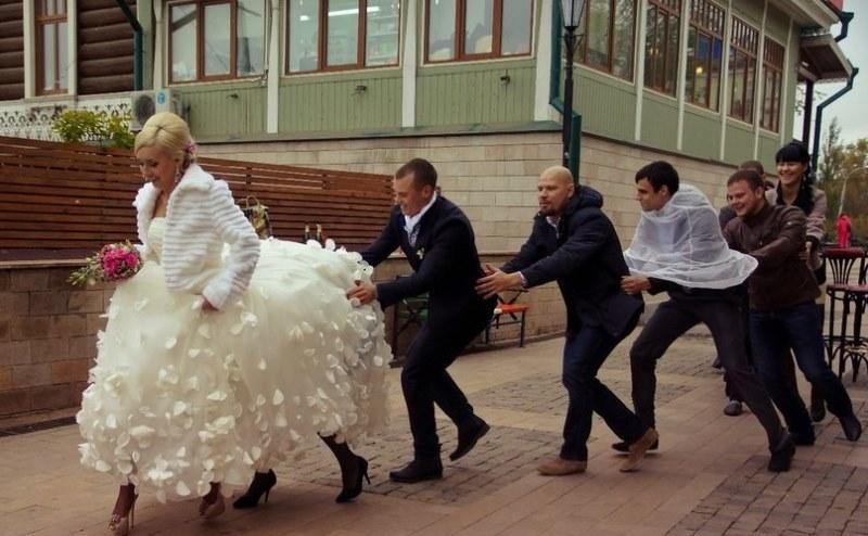 Crazy Russsian Wedding Pics (16)