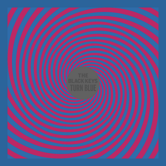 The Black Keys True Blue album art