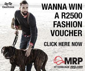 Mr. Price R2500 voucher competition