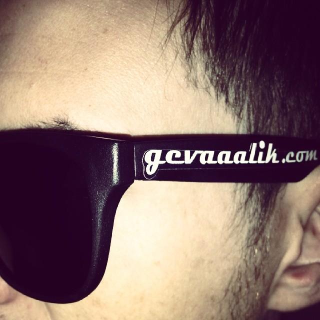 gevaaalik.com Sonbril