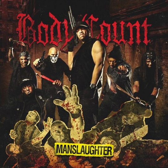 Body Count Manslaughter Cover