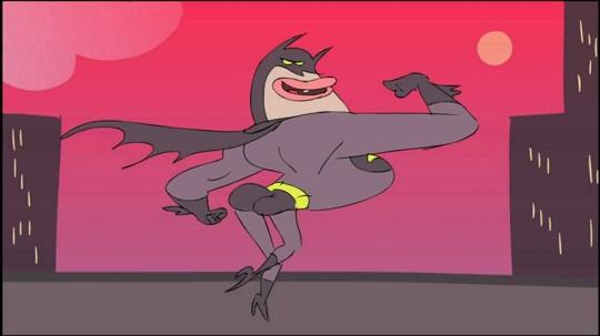 The Darkest Knight Sexxi Batman