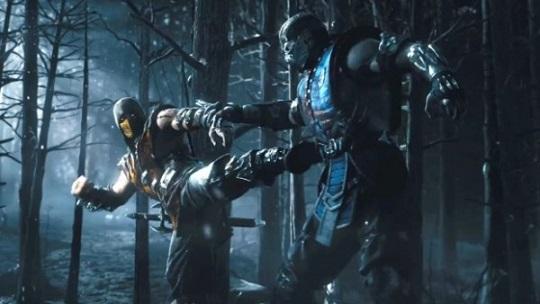 Mortal Kombat X Finish Him