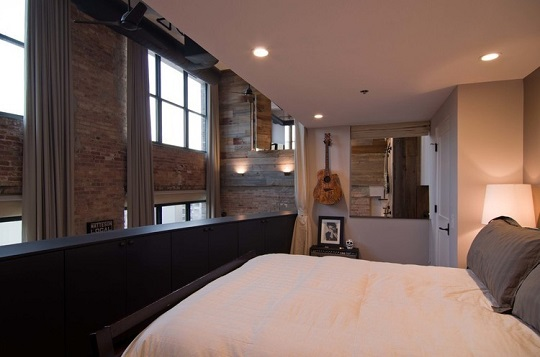West Loop Loft Besch Design