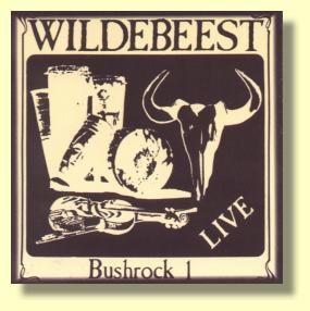 Wildebeest Bushrock 1
