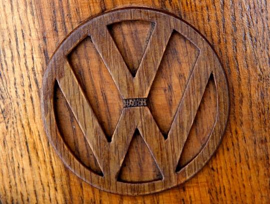 Hout Volkswagen Beetle (9)