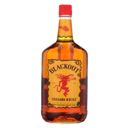 If alcohol labels told the truth Fireball