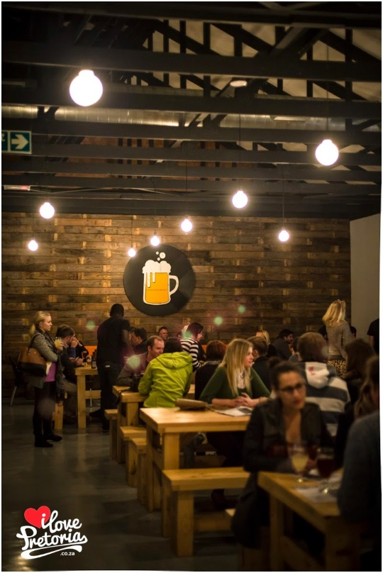 Capital Craft for craft beer in Pretoria