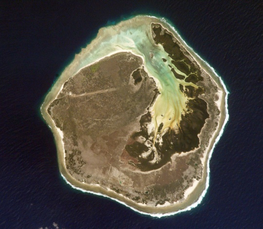 Europa Island