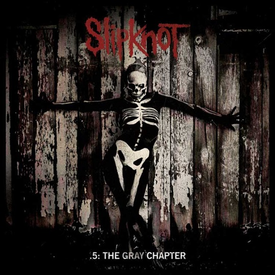5 The Gray Chapter album cover