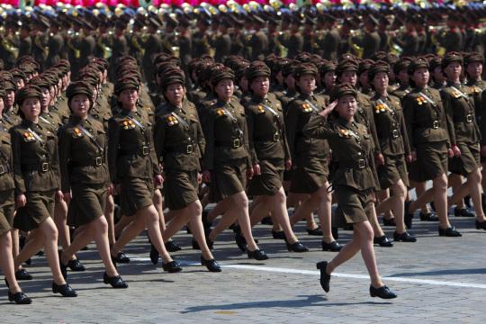 Army vrouens