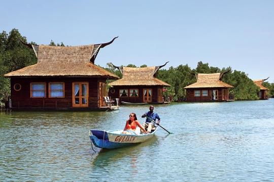 Gambia lodge