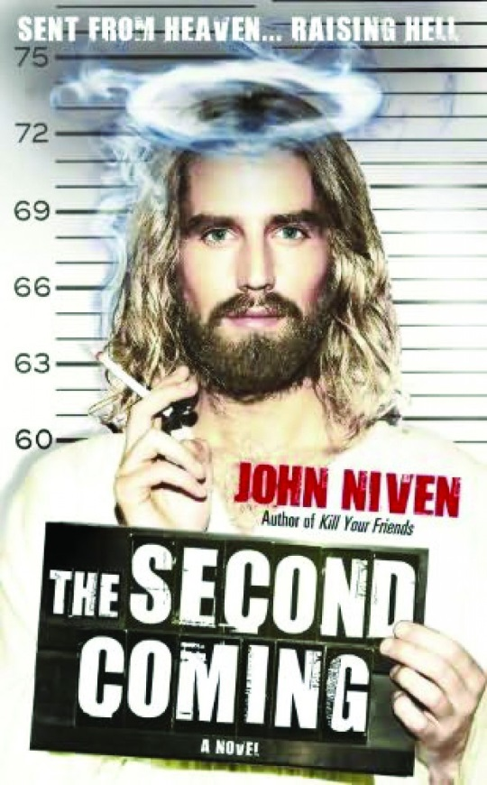 Second Coming John Niven Cover