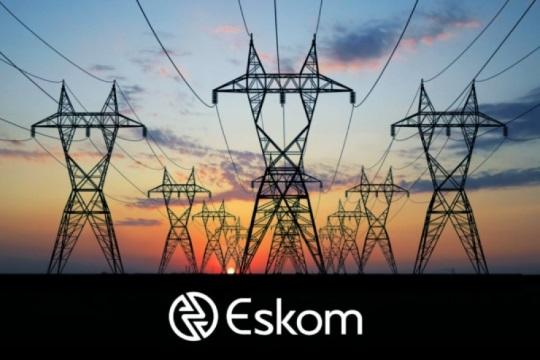 Eskom-powerlines