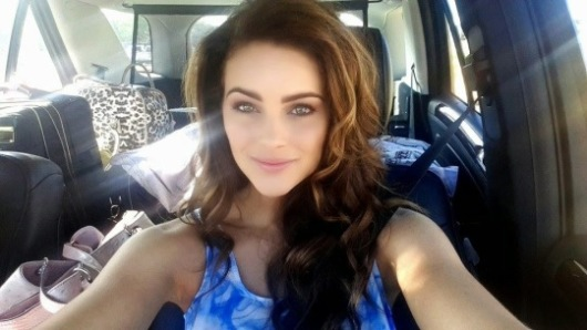 Rolene Strauss Selfie