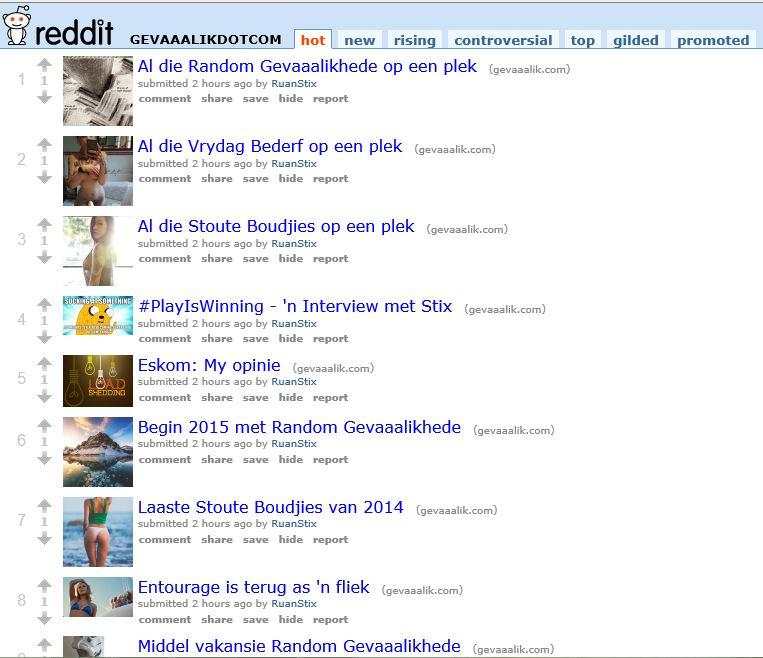 gevaaalikdotcom subreddit op Reddit
