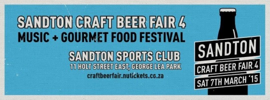 Sandton Craft Beer Fest 2015