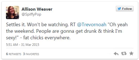 Trevor Noah Offensive tweets 2