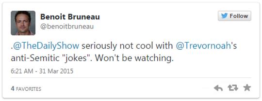 Trevor Noah Offensive tweets 3
