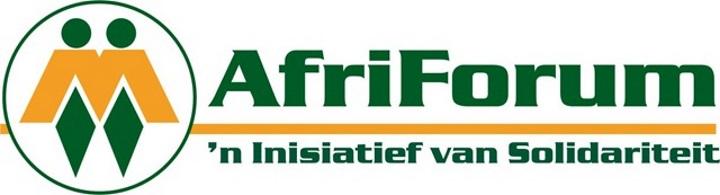AfriForum logo Afrikaans