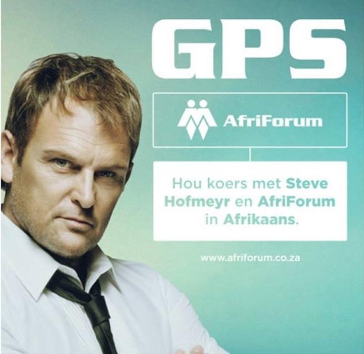Afriforum Steve Hofmeyr