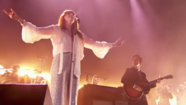 Florence & The Machine cover Foo Fighters