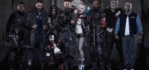 Suicide Squad Official Movie Comic-Con trailer