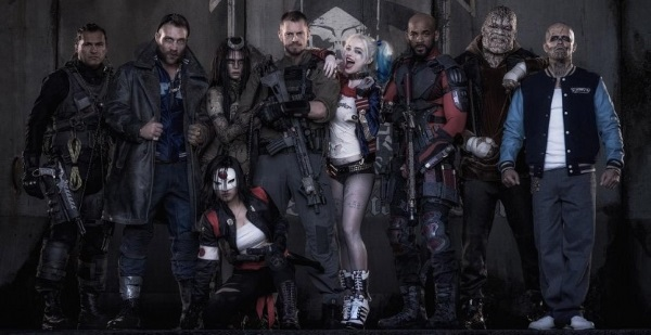 Suicide Squad Official Movie Comic-Con trailer