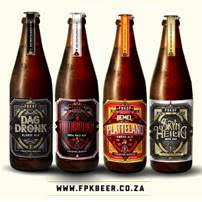 Fokfopolisiekar Bier