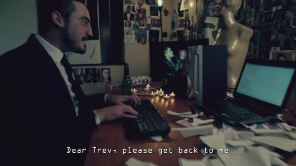 Dear Trev Deep Fried Man - Eminem Stan Parody