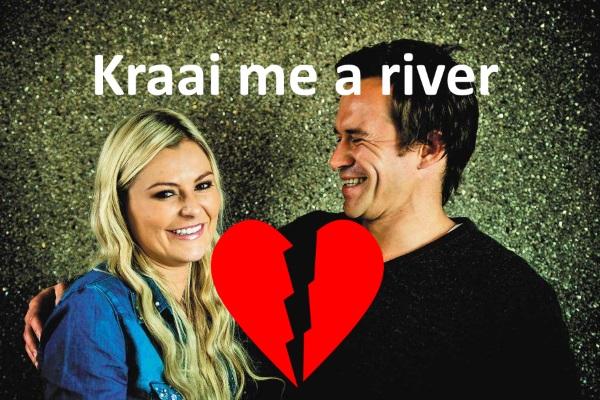 Derick Hougaard en Karlien van Jaarsveld Skei