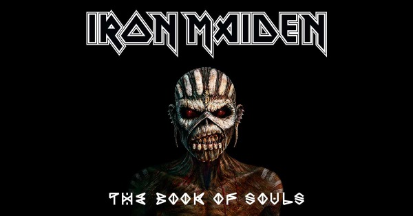 Iron Maide Book of Souls South Africa