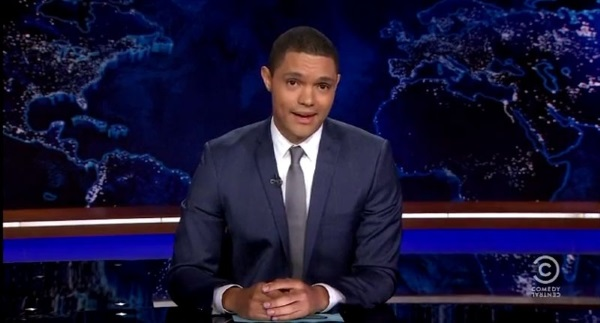 Trevor Noah The Daily Show First Monologue
