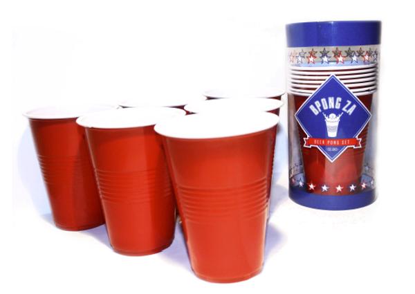 Beer Pong Kit Random Gevaaalikhede